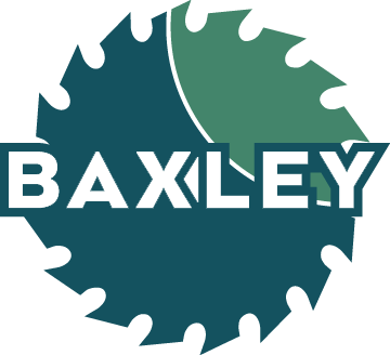 Baxley Sawmill Equipment Color Circle Logo