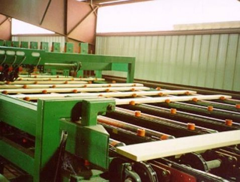 Baxley Even Ending Conveyor