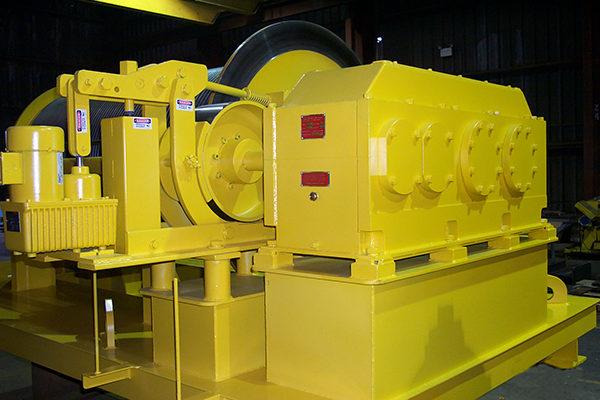 LogPro Radial Log Crane 1