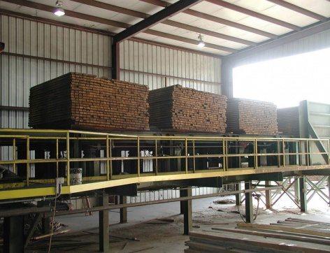 Package Infeed Conveyor