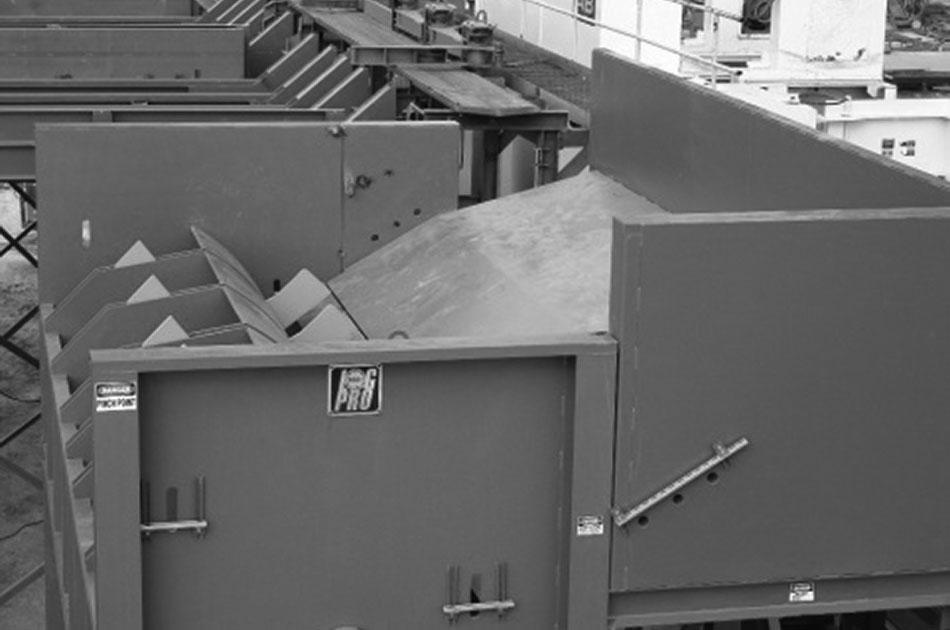 Log Handling System