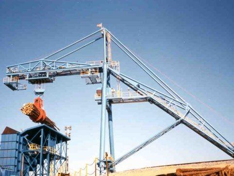 LogPro Radial Crane 13