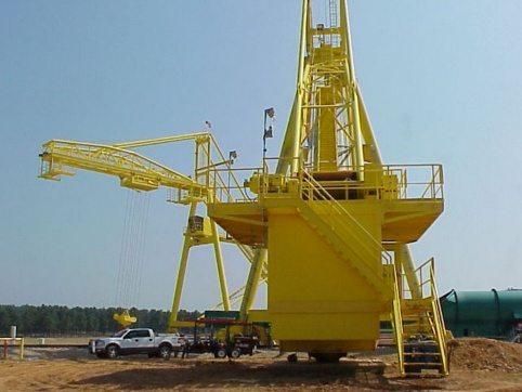 LogPro Radial Crane 11