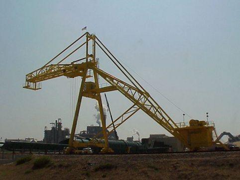 LogPro Radial Crane 10