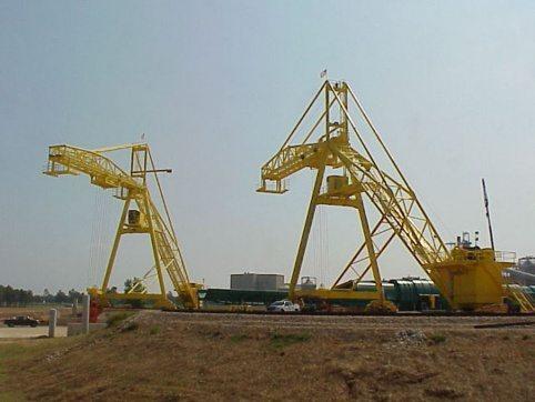 LogPro Radial Crane 45