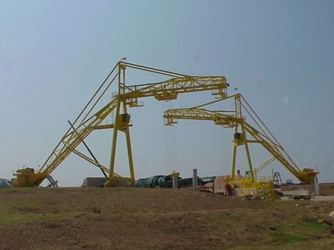LogPro Radial Crane 27