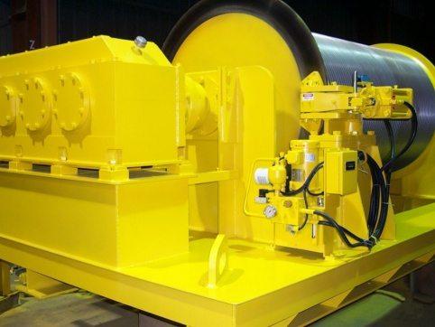 LogPro Radial Crane 43