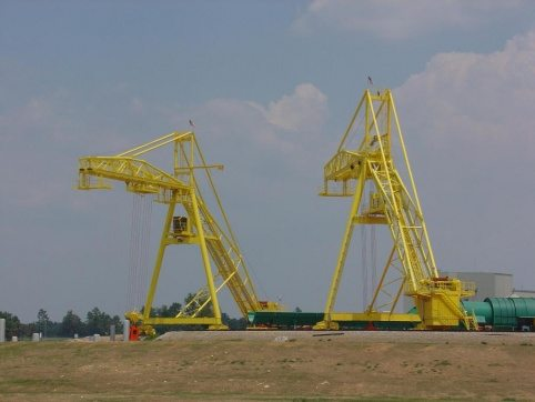 LogPro Radial Crane 4