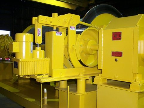LogPro Radial Crane 34