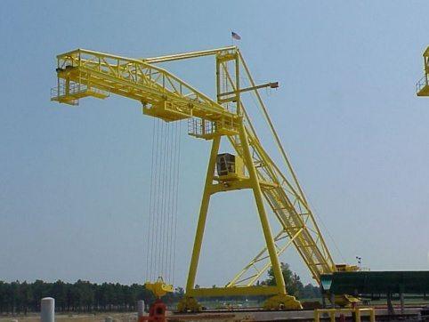 LogPro Radial Crane 48