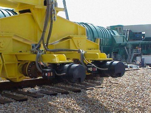 LogPro Radial Crane 3