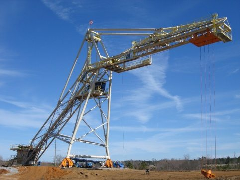 LogPro Radial Crane 53
