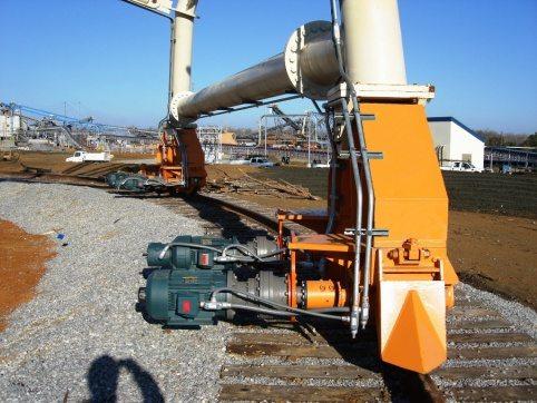 LogPro Radial Crane 37