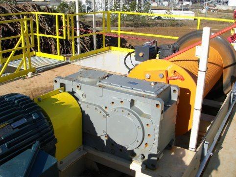 LogPro Radial Crane 15
