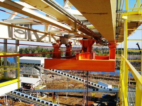 LogPro Radial Crane 19