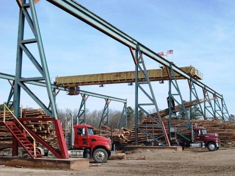 Log Pro Lineal Log Crane 3