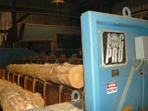 LogPro Log Singulator 35