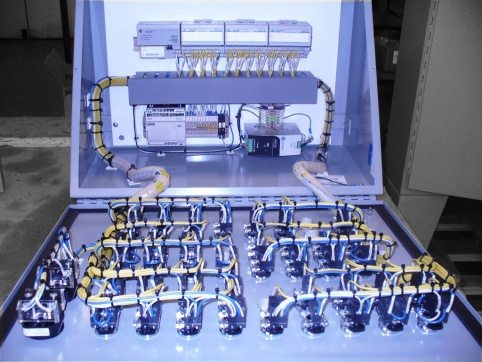 Baxley Process Controls Panel 2