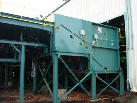 LogPro Rotary Log Pusher 8
