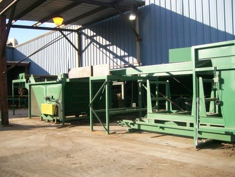 Baxley crossout recovery equipment